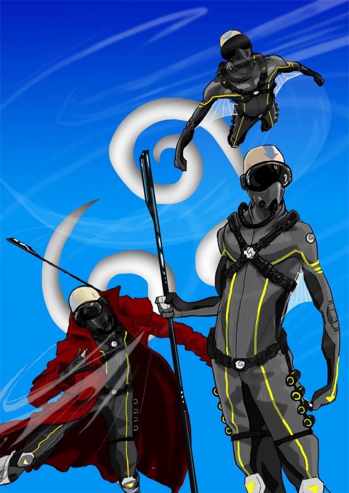 Future Avatar: Airbenders