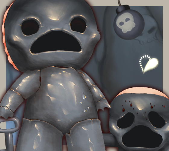 The Binding Of Isaac: Knights By Barzona On Newgrounds