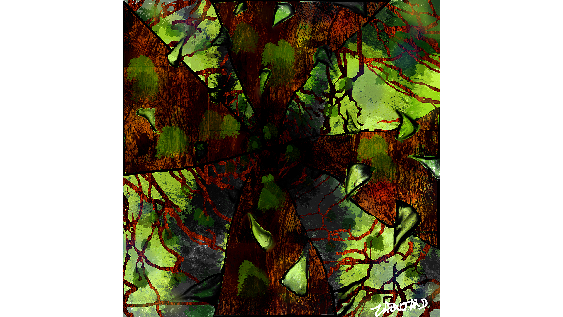 tHORNY trees