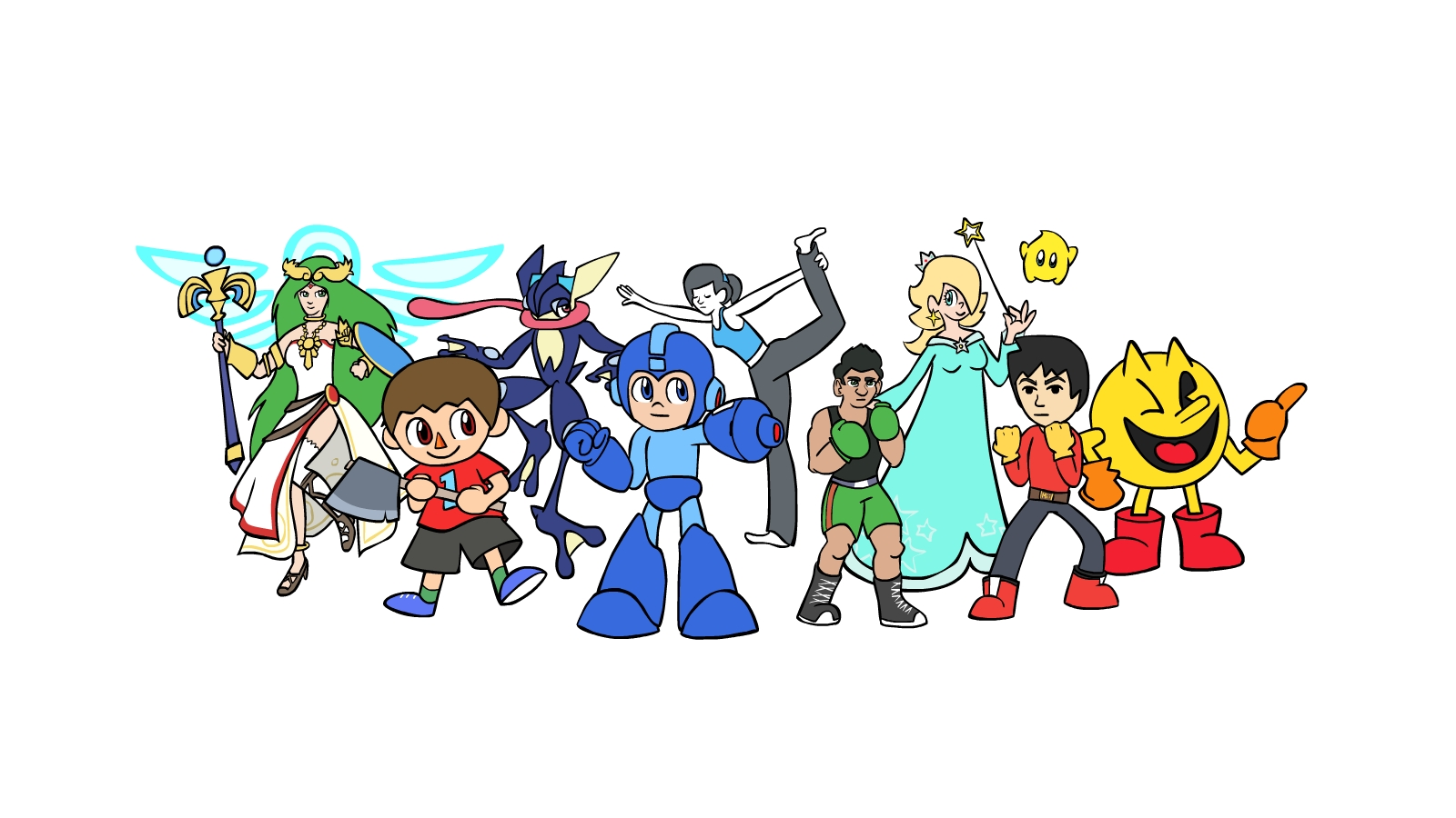 SSB4 Newcomers