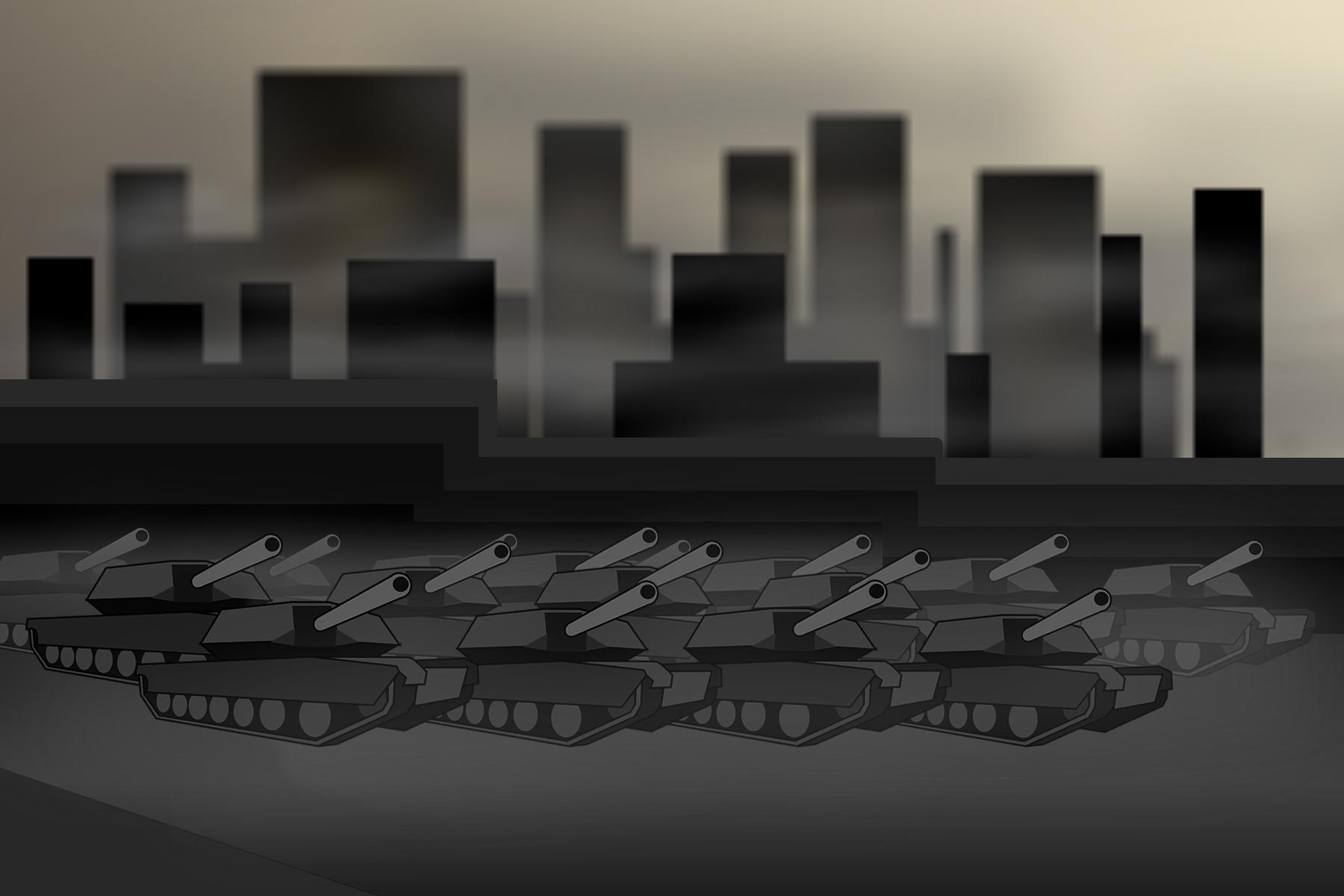 Concept art for Art of War