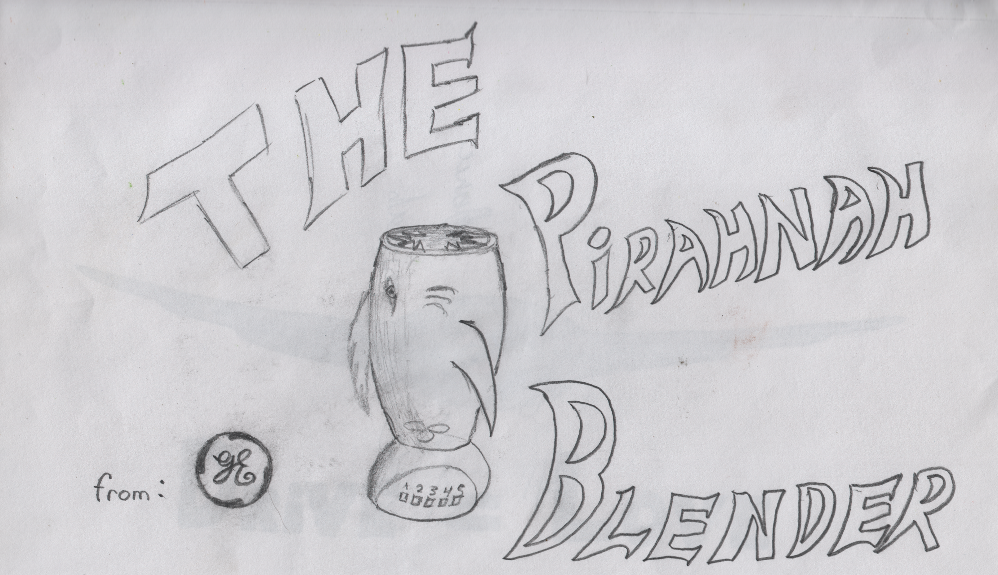 Piranha Blender