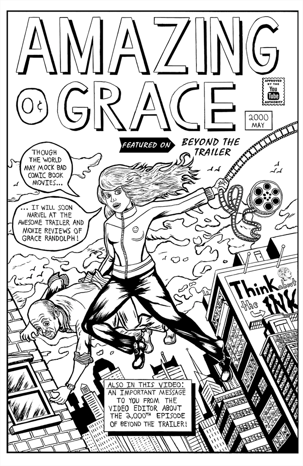 Grace Randolph cover inked