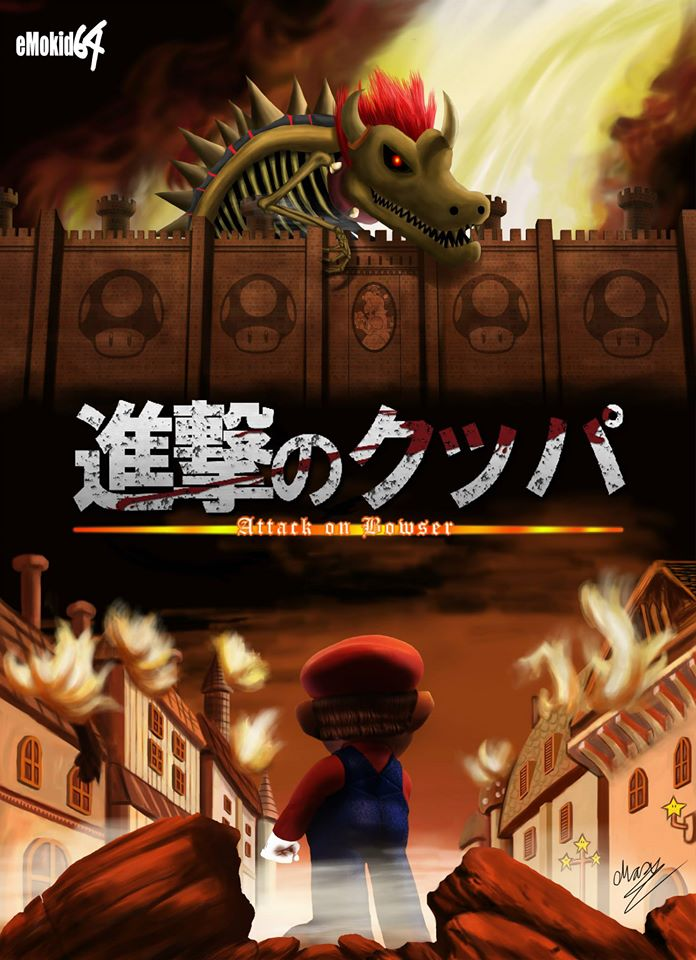 Attack on Bowser