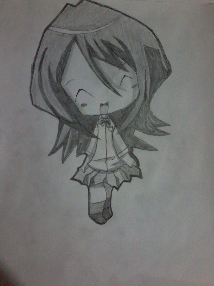 Chibi Anime Girl