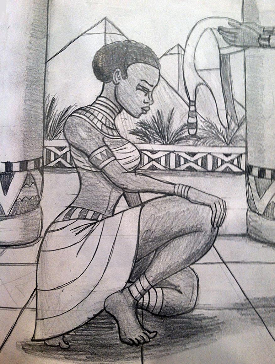 Pharaoh's Coronation