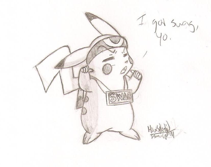 Swagalious pikachu