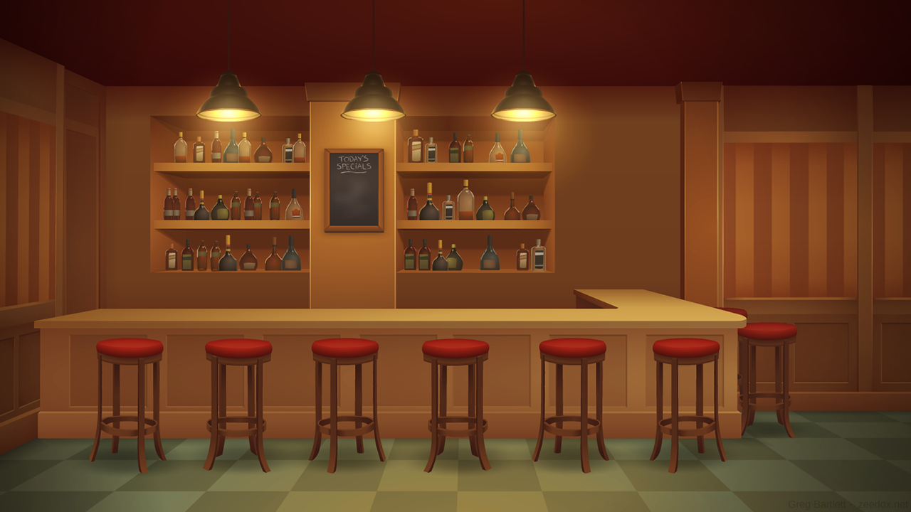 Bar Background Art By Zeedox On Newgrounds