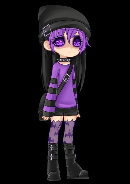 Purple Punk