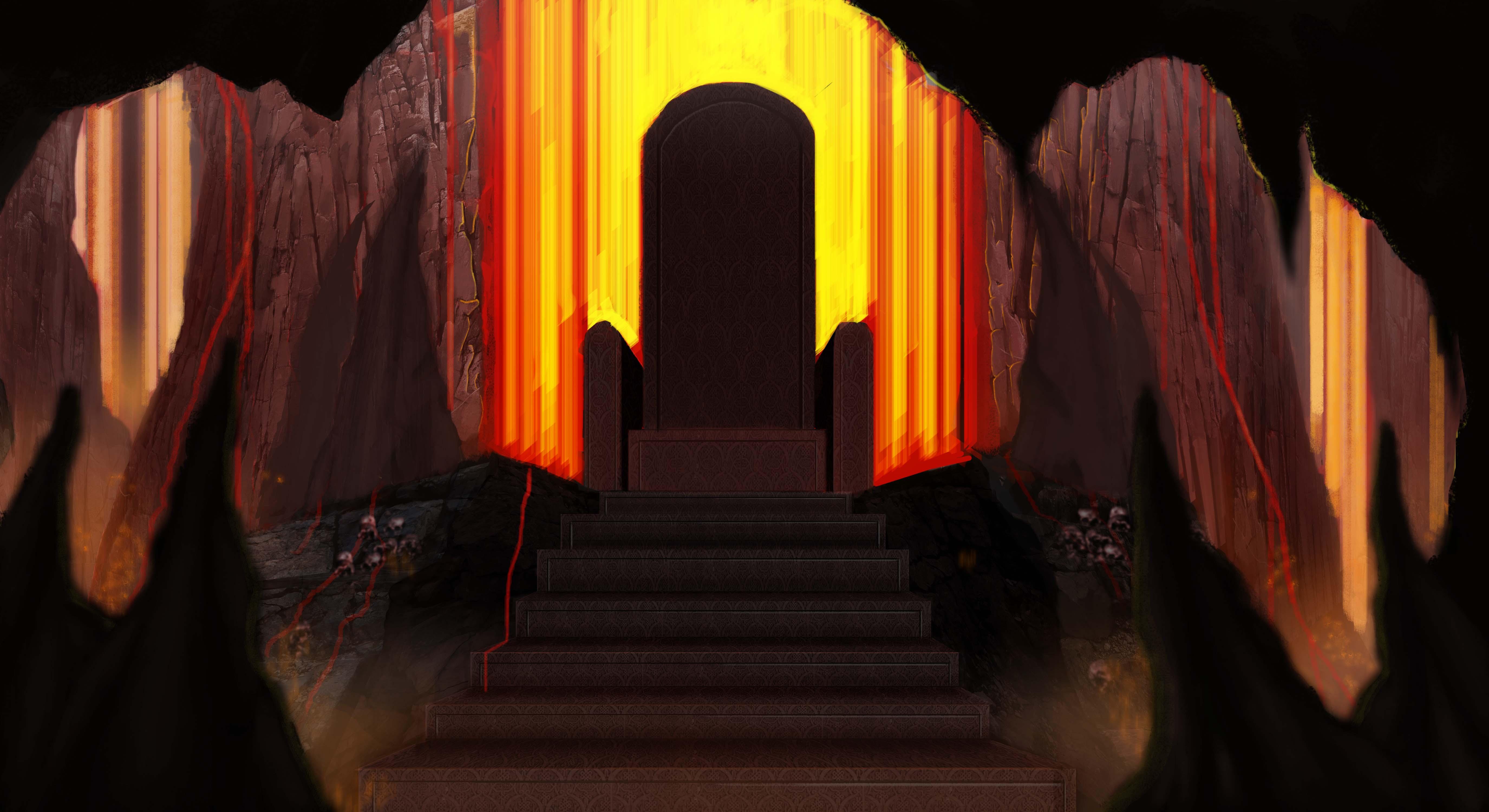 Throne of the Manascorns