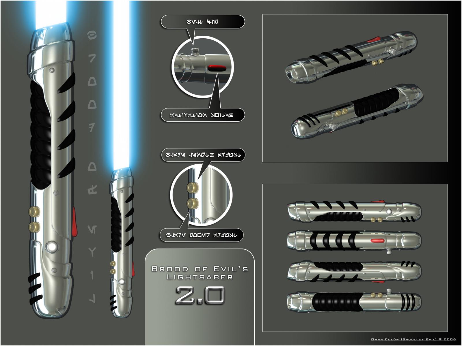 Lightsaber v2.0