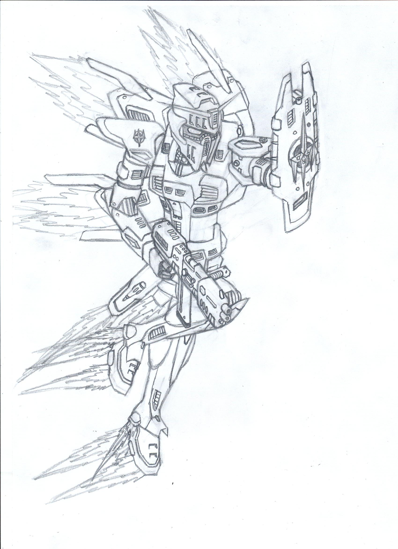 Lightning Gundam RX-165