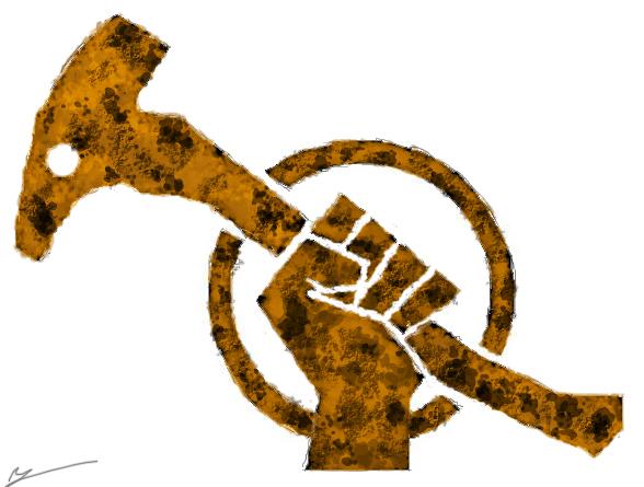 red faction gurrilla hammer