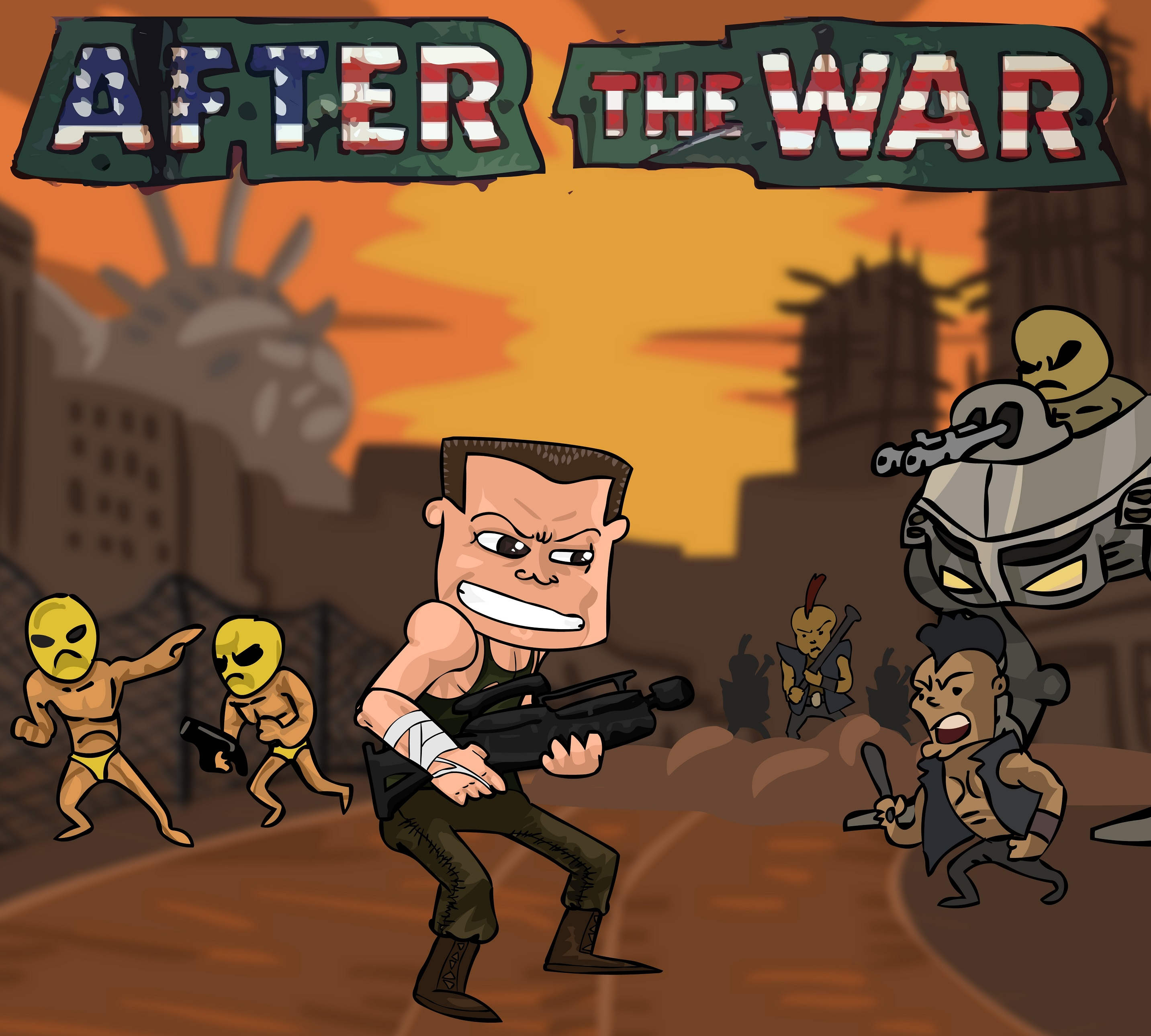 Retro After the War