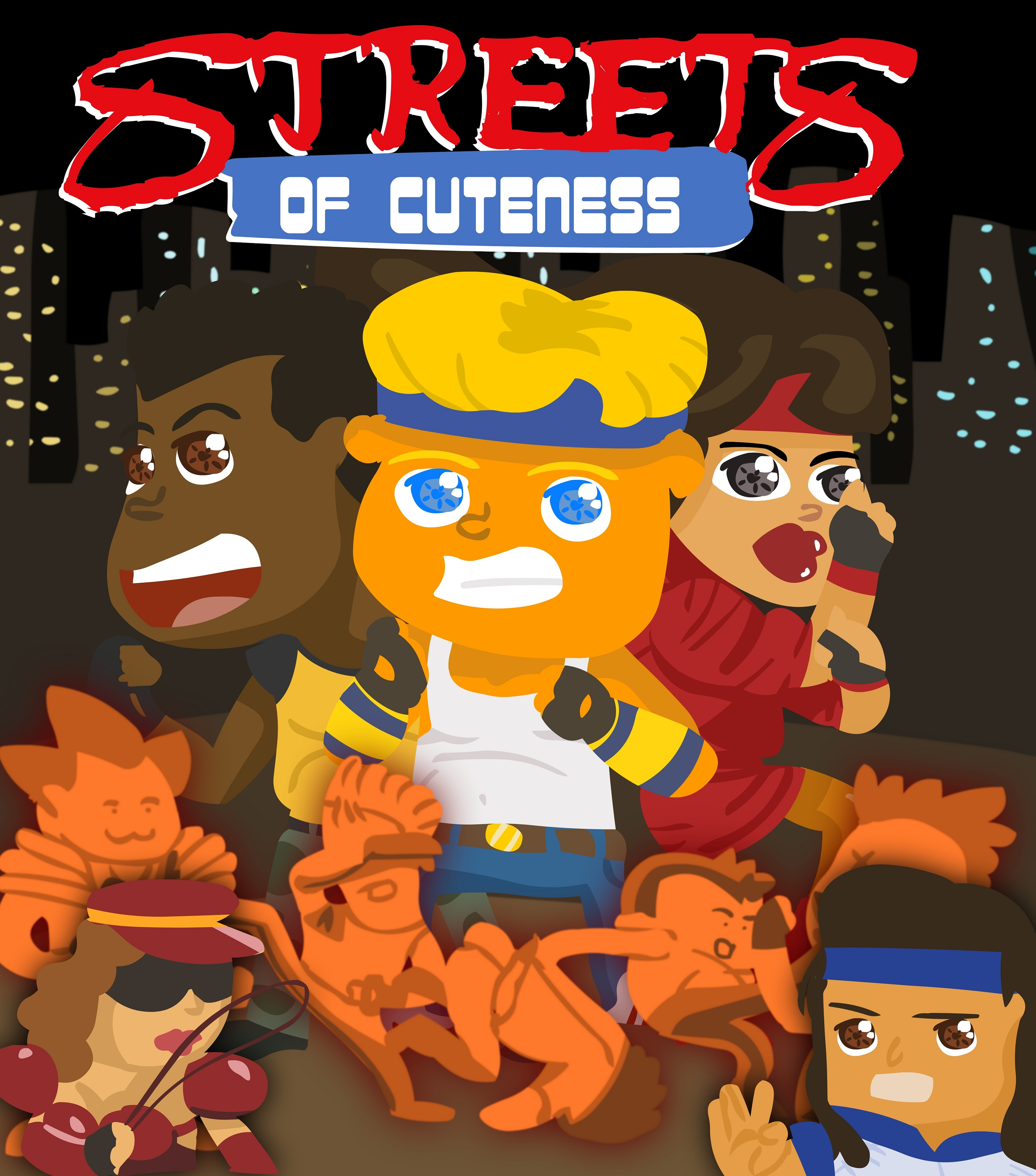 Cute Streets of Rage