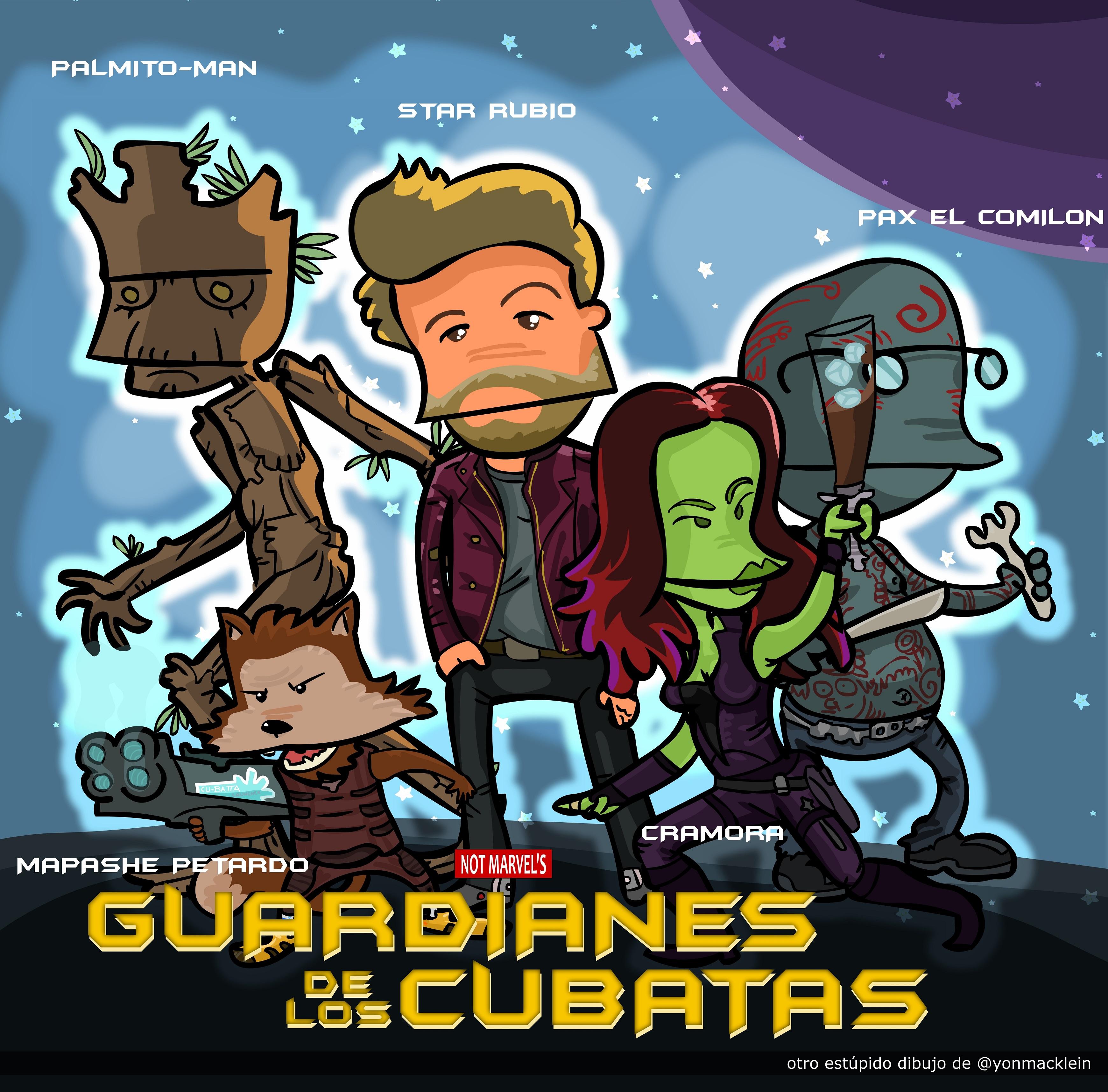 Guardians of the Cubatas