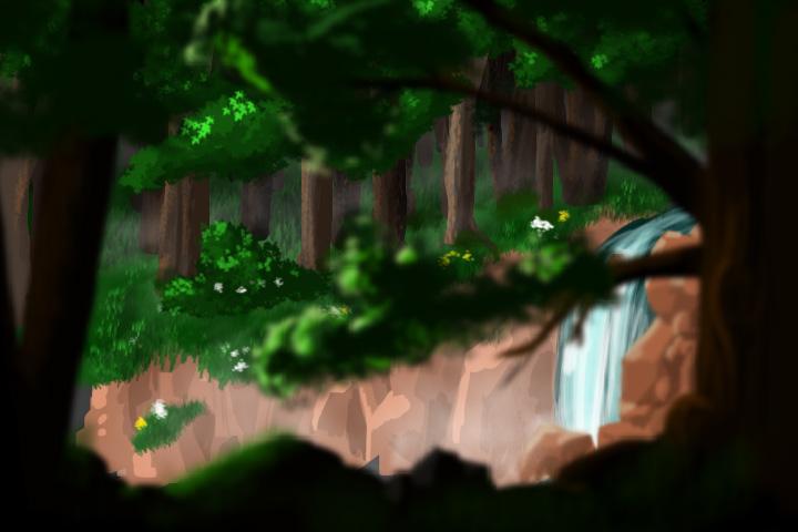 30 min. Landscape #3