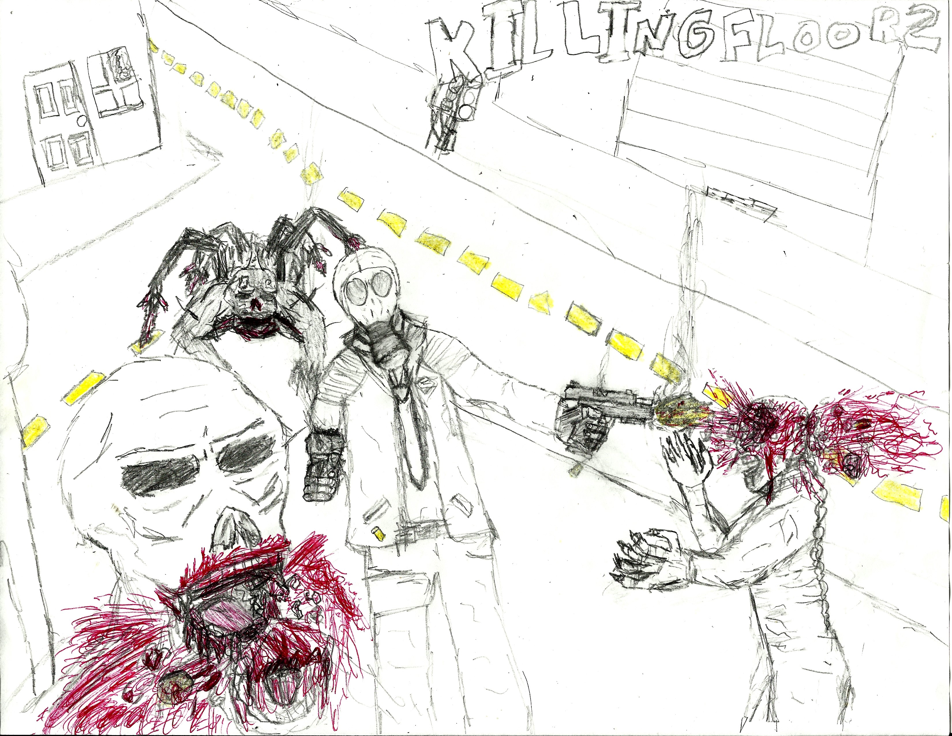 Killing Floor 2 hype finished