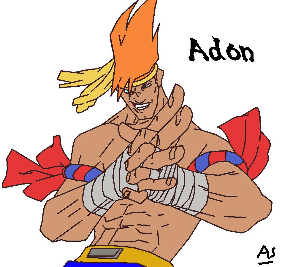 SFA3 - Adon
