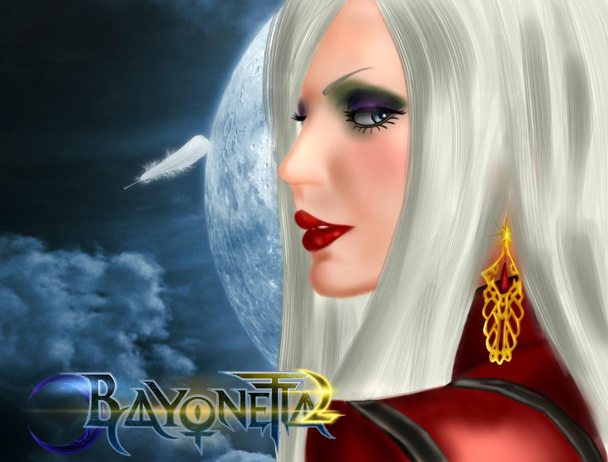 Jeanne - Bayonetta 2 FanArt