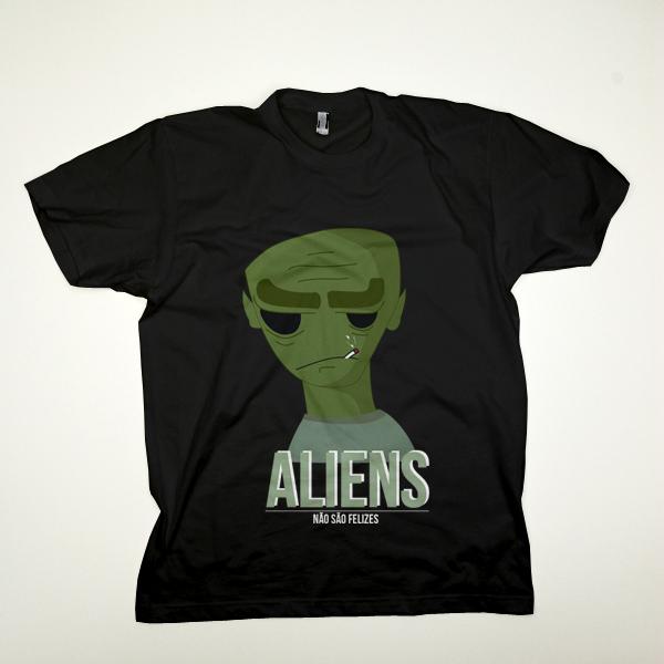 Aliens aren't happy