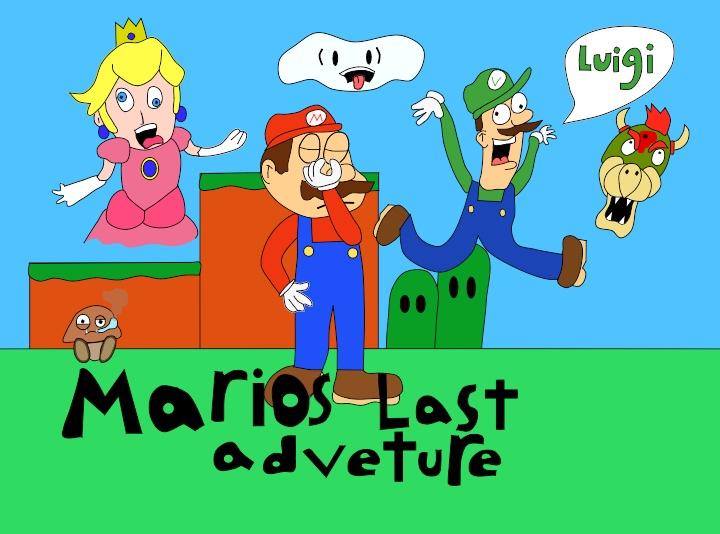 Marios Last Adventure Thumbnai