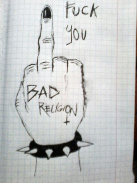 Bad Religion <3