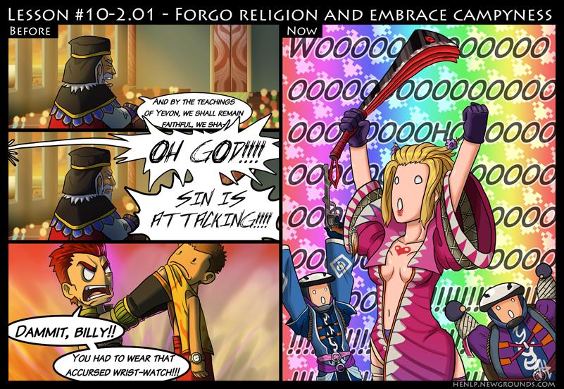 Final Fantasy Lesson #10-2.01