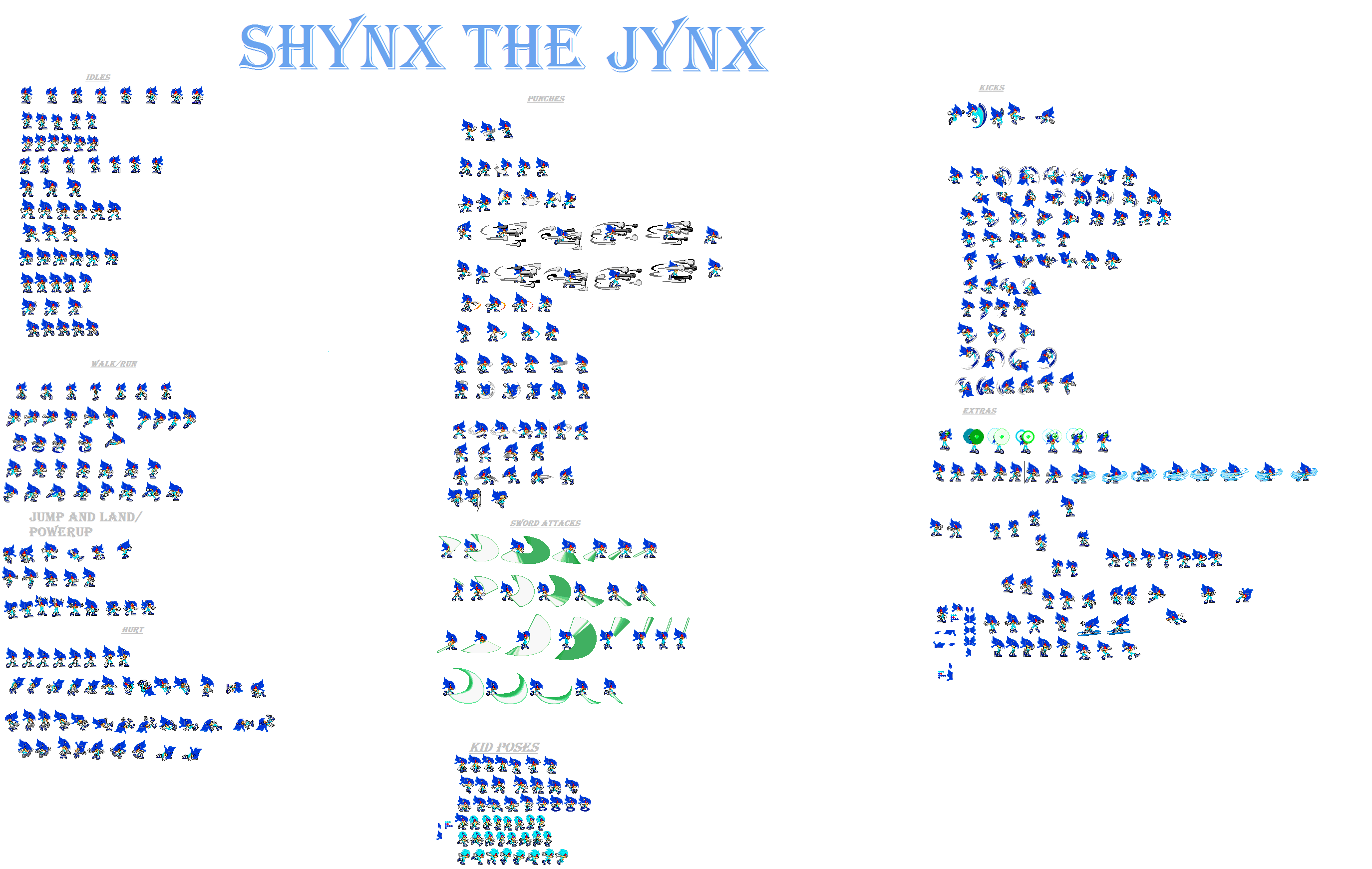 Shynx The Jynx