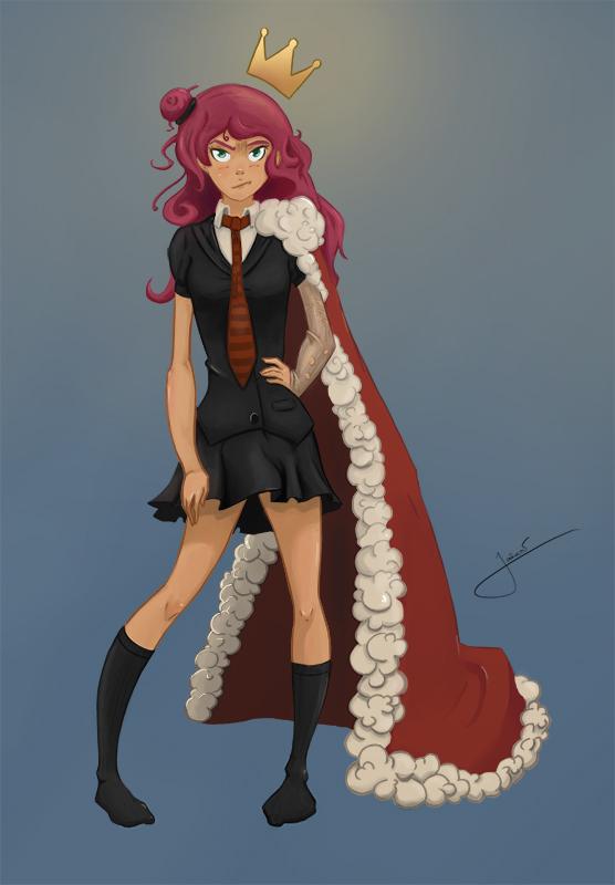 The School Queen