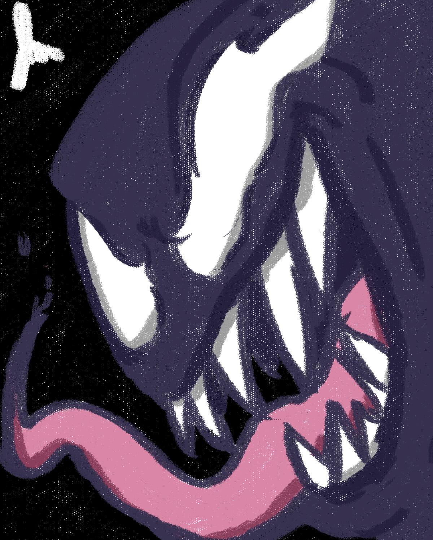 Venom Is Spooky