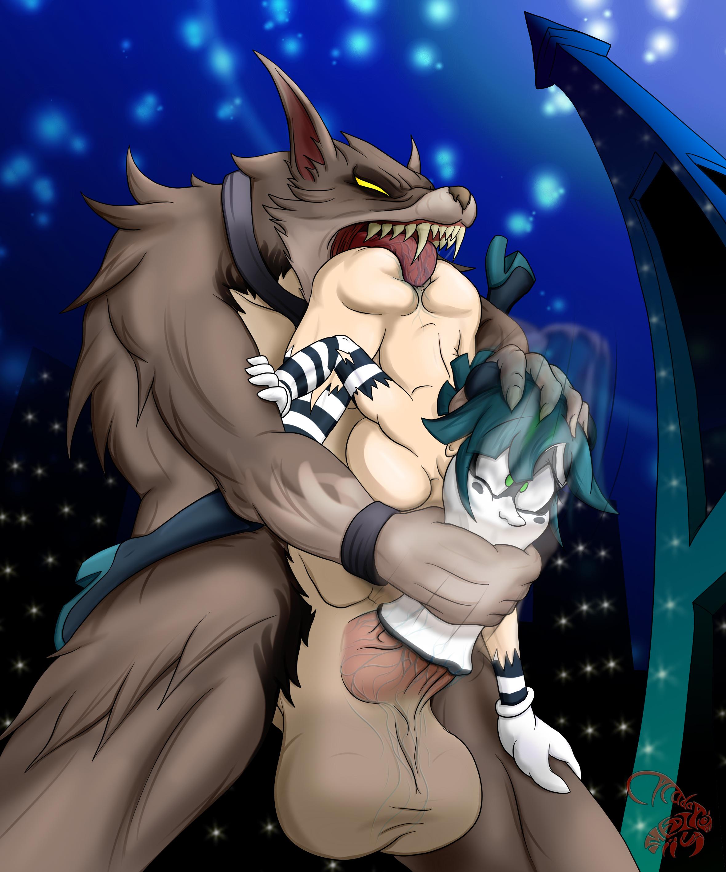 American Werewolf In Laetitia