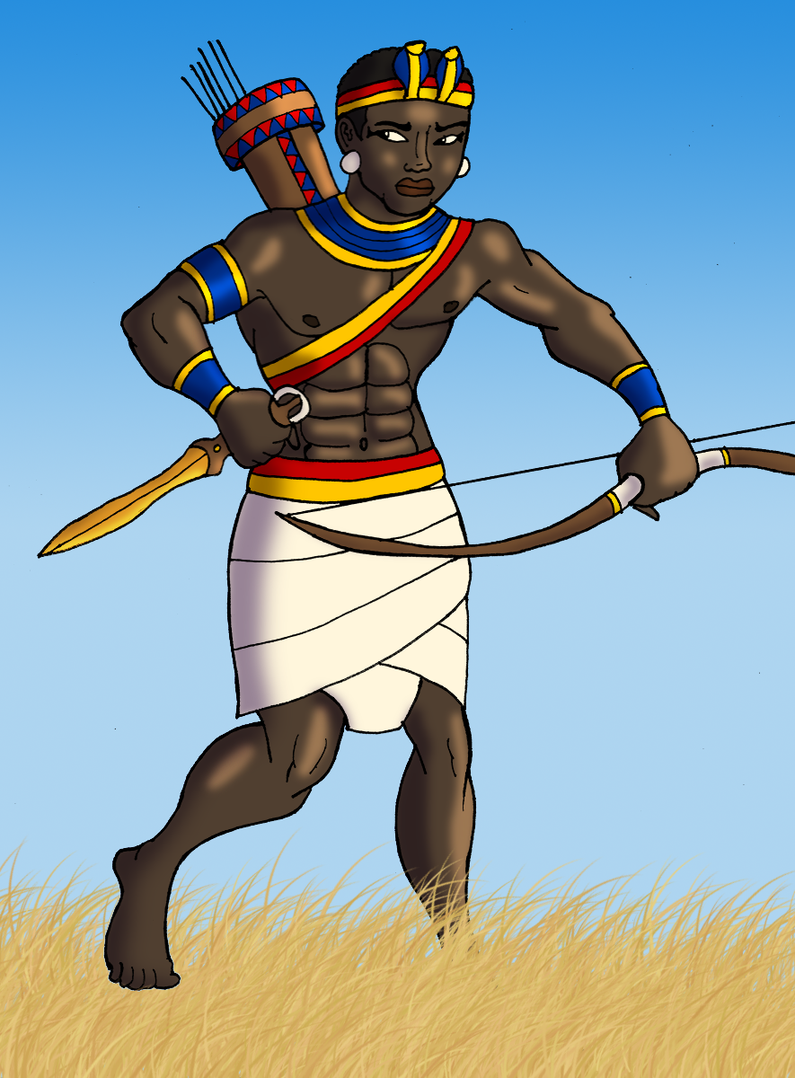 Taharqa to the Rescue