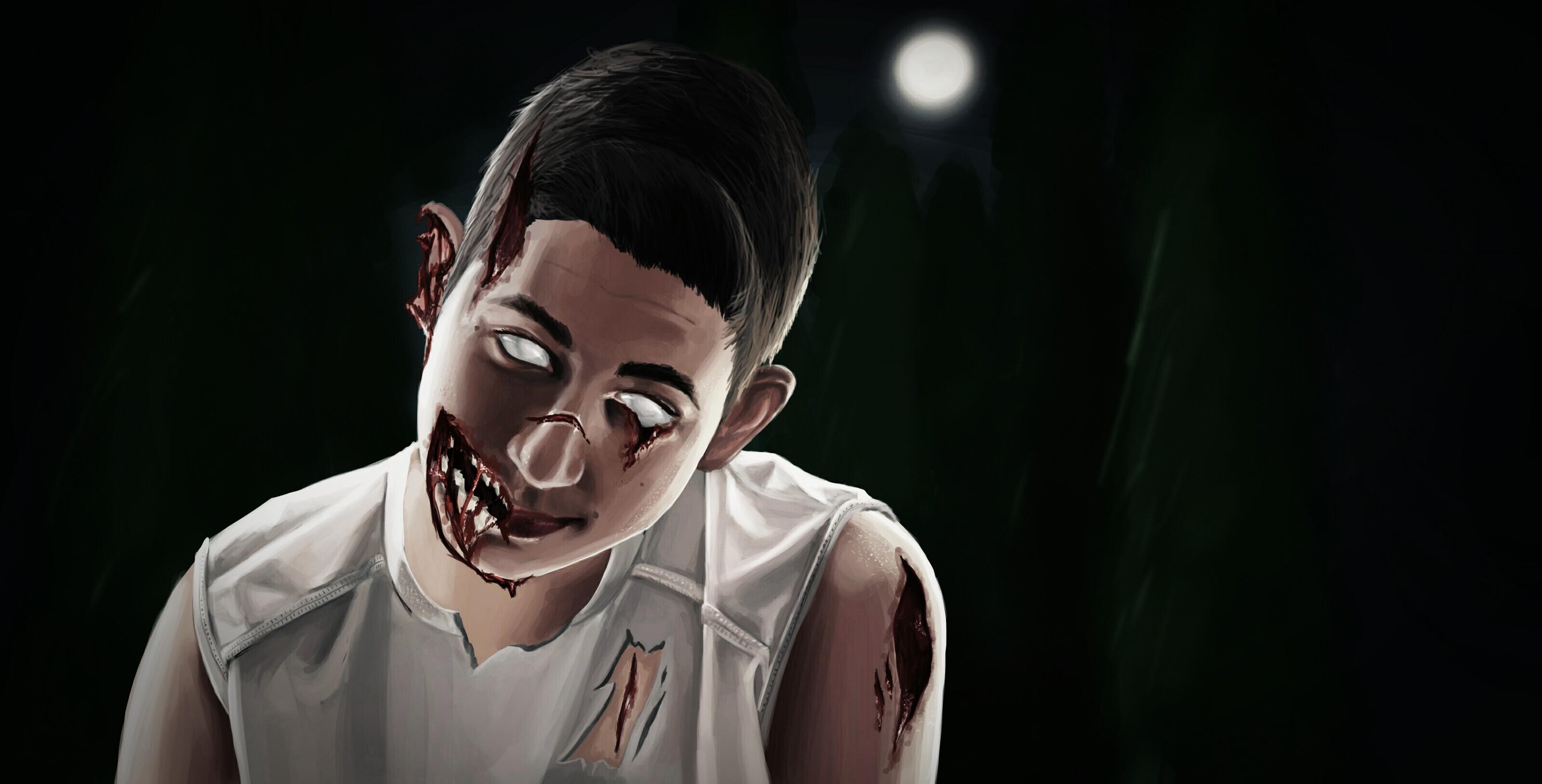 me? or a ZoMbiE (cotm_zombie)