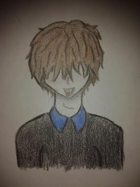 Alex; schoolboy