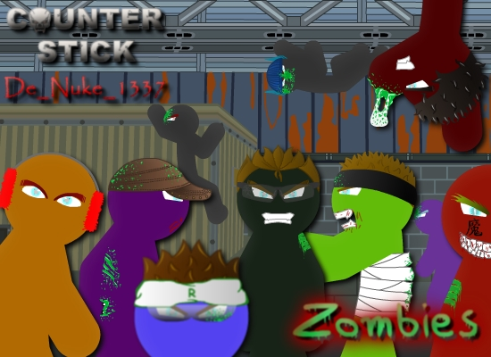 CS.SiFvsSa2C#4 - Zombie