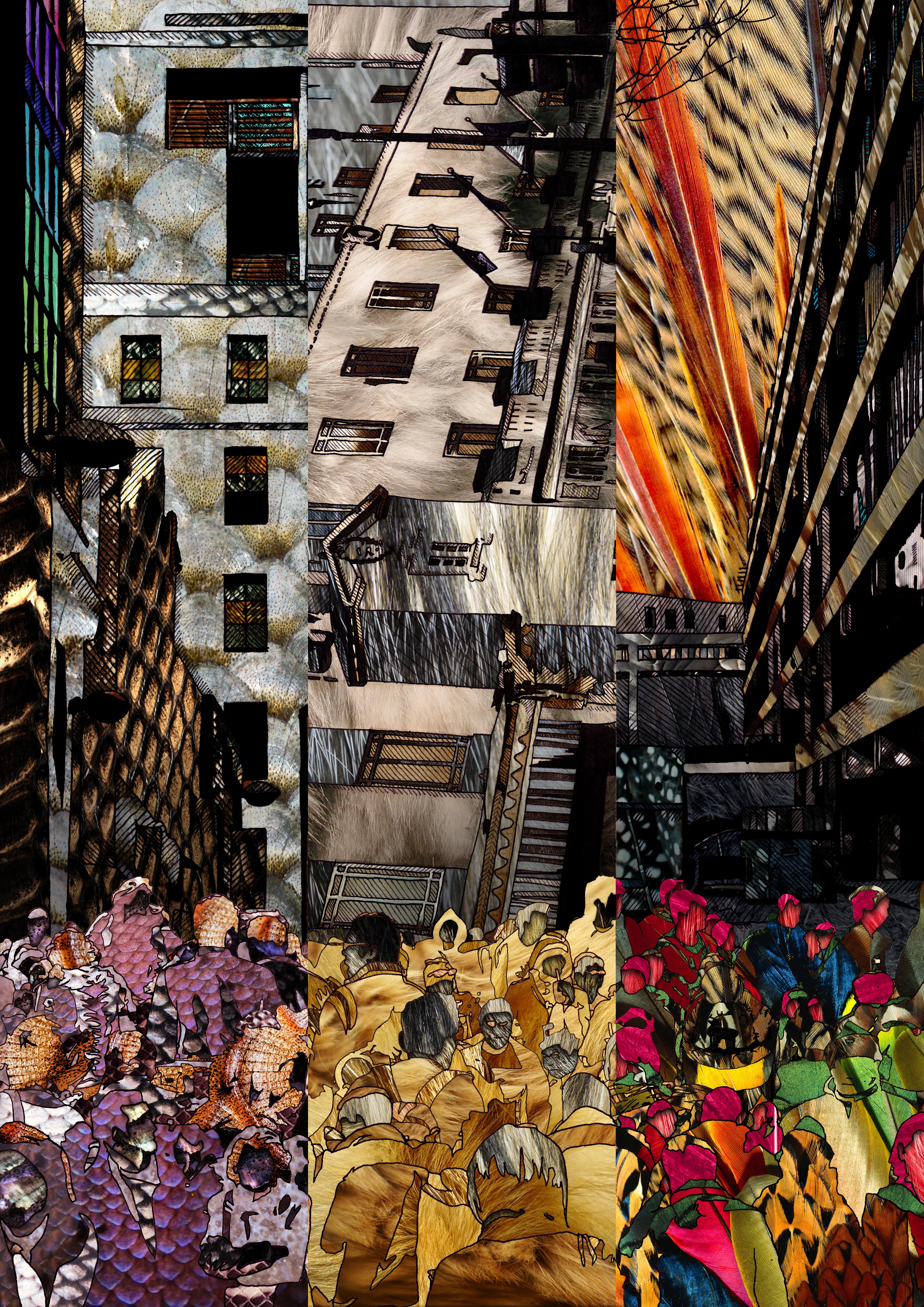 Metropolis Collage