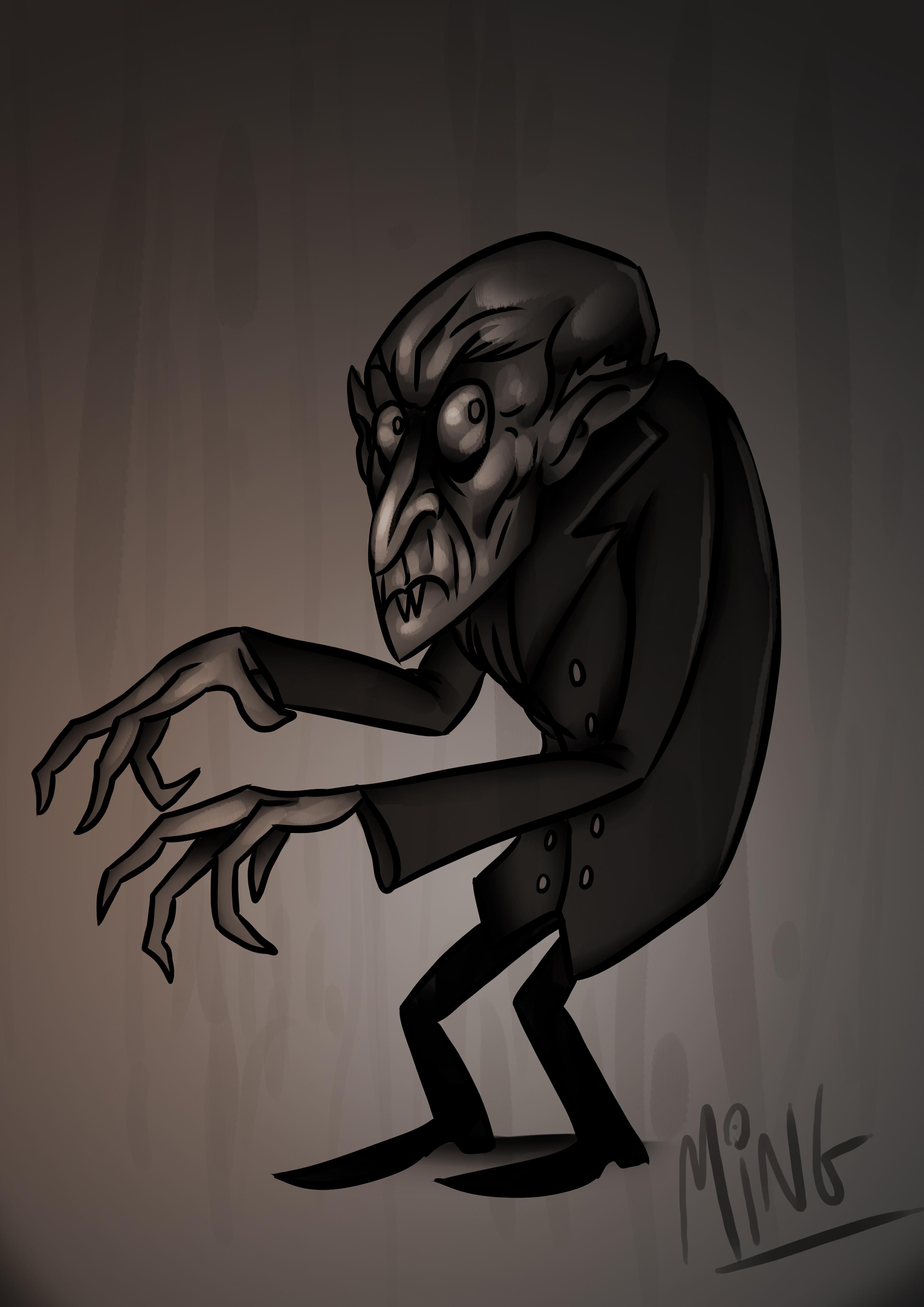 Good ol' Nosferatu