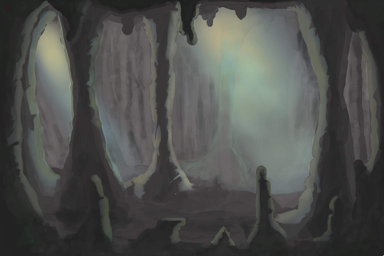 Cave Speedpaint