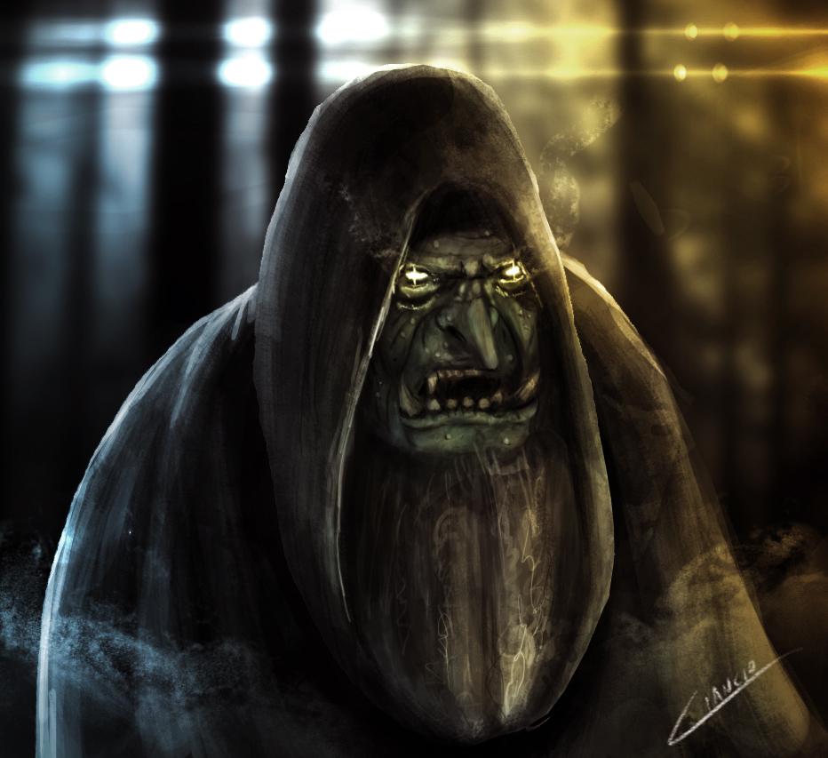 The Elder Goblin