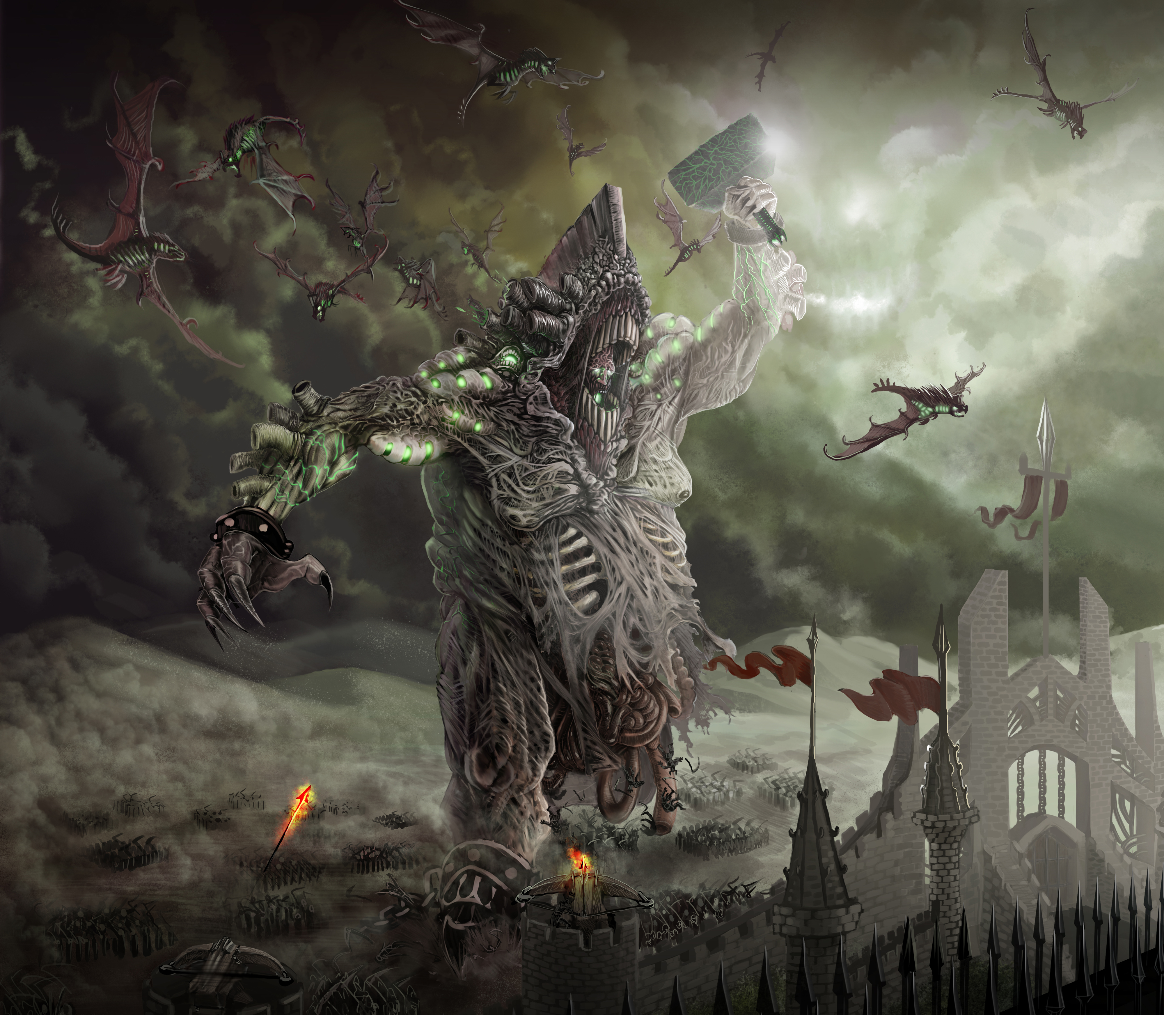 The Necromancer's Son
