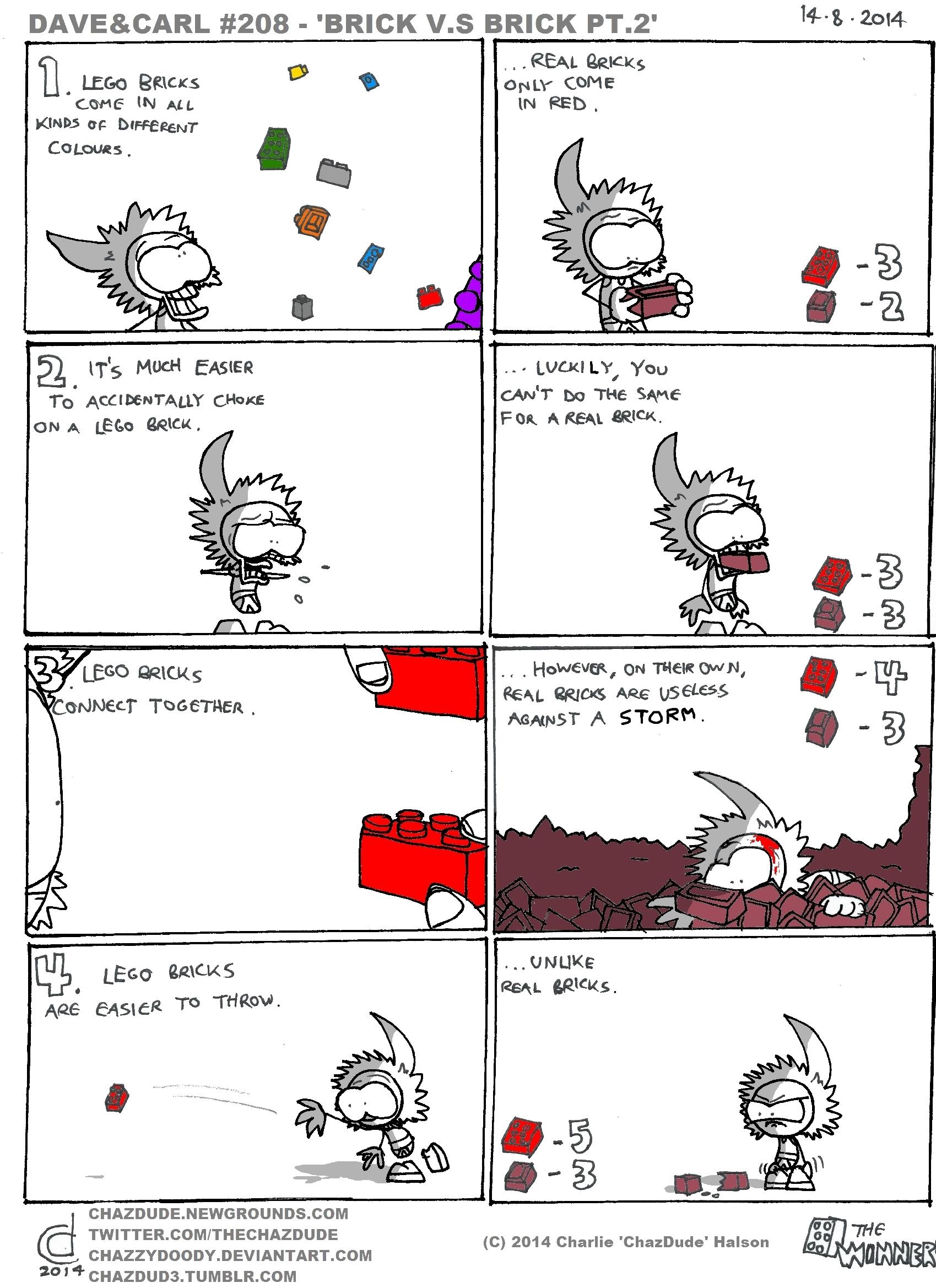 Brick v.s Brick Pt.2