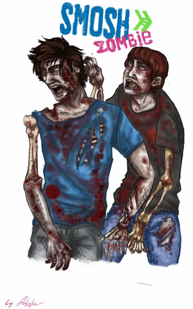 Smosh zombies