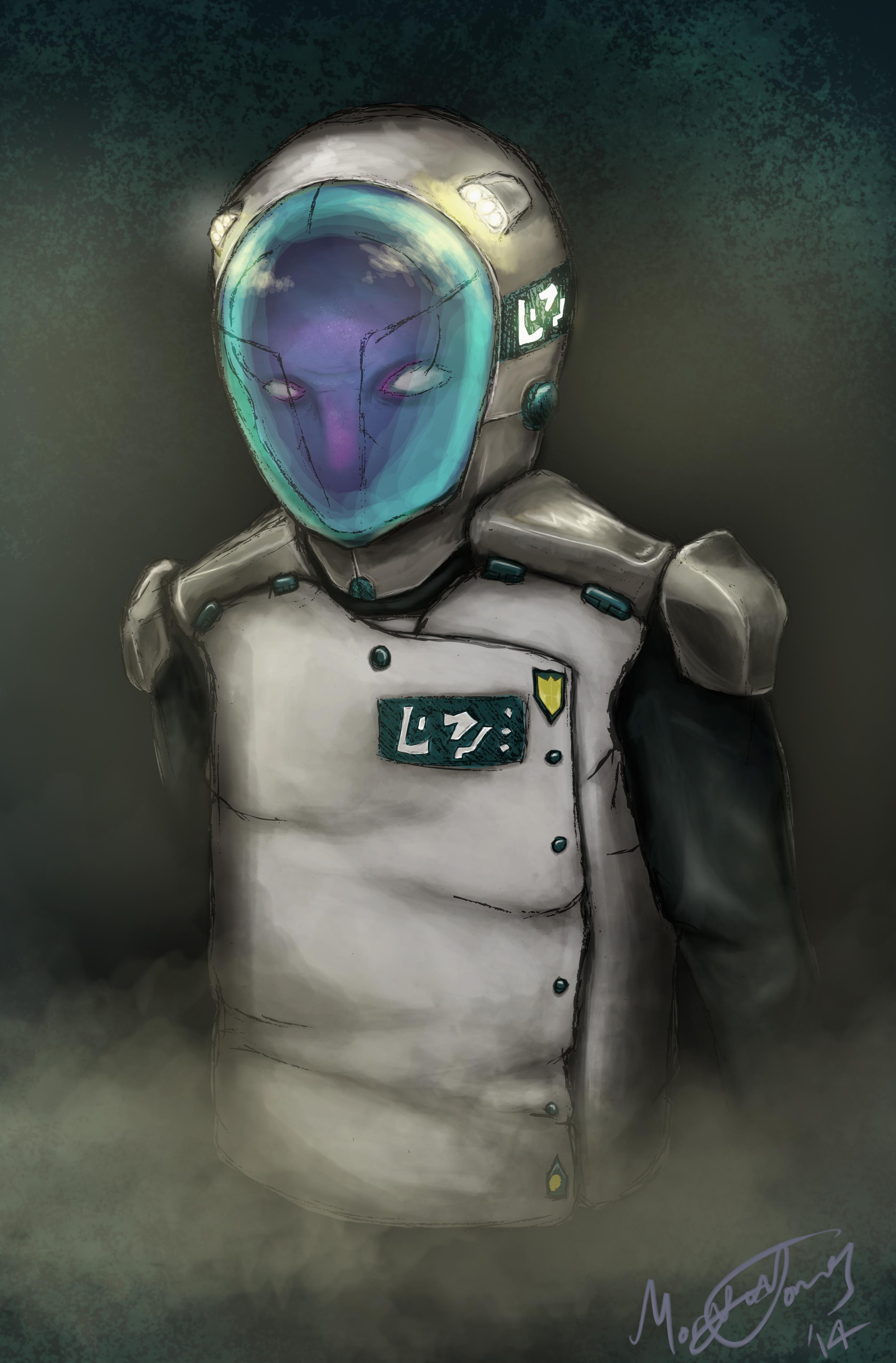 Hazardous Research Suit