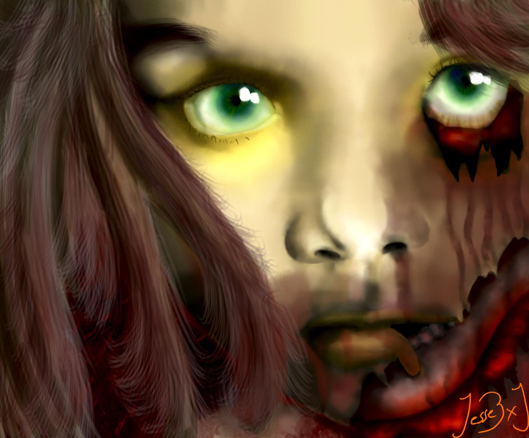 Zombie Girl ( COTM_ZOMBIE )