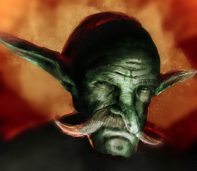 Old Goblin MoustacheBringer