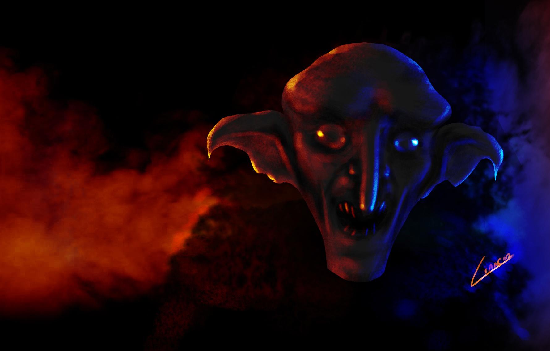 Freaking Mad Goblin