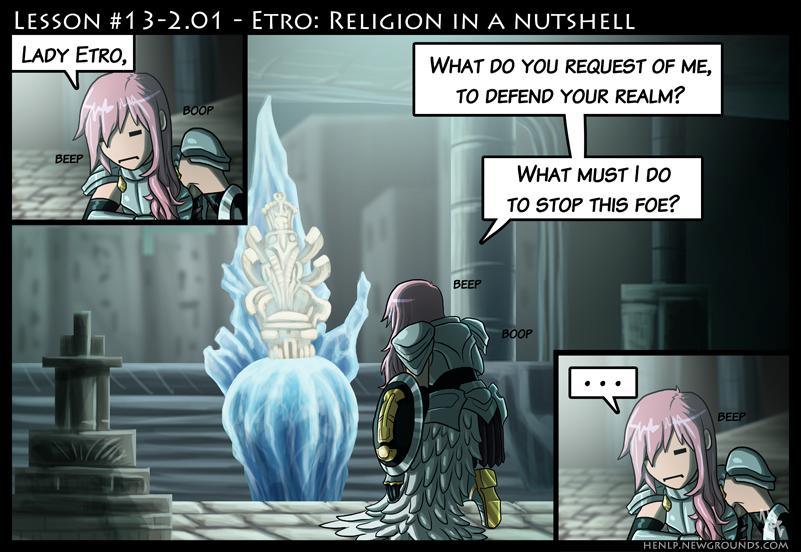 Final Fantasy Lesson #13-2.01