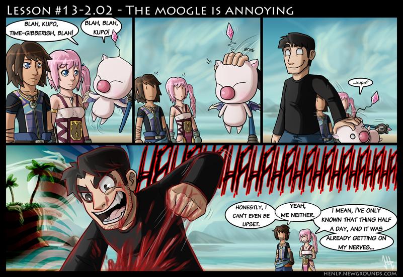 Final Fantasy Lesson #13-2.02