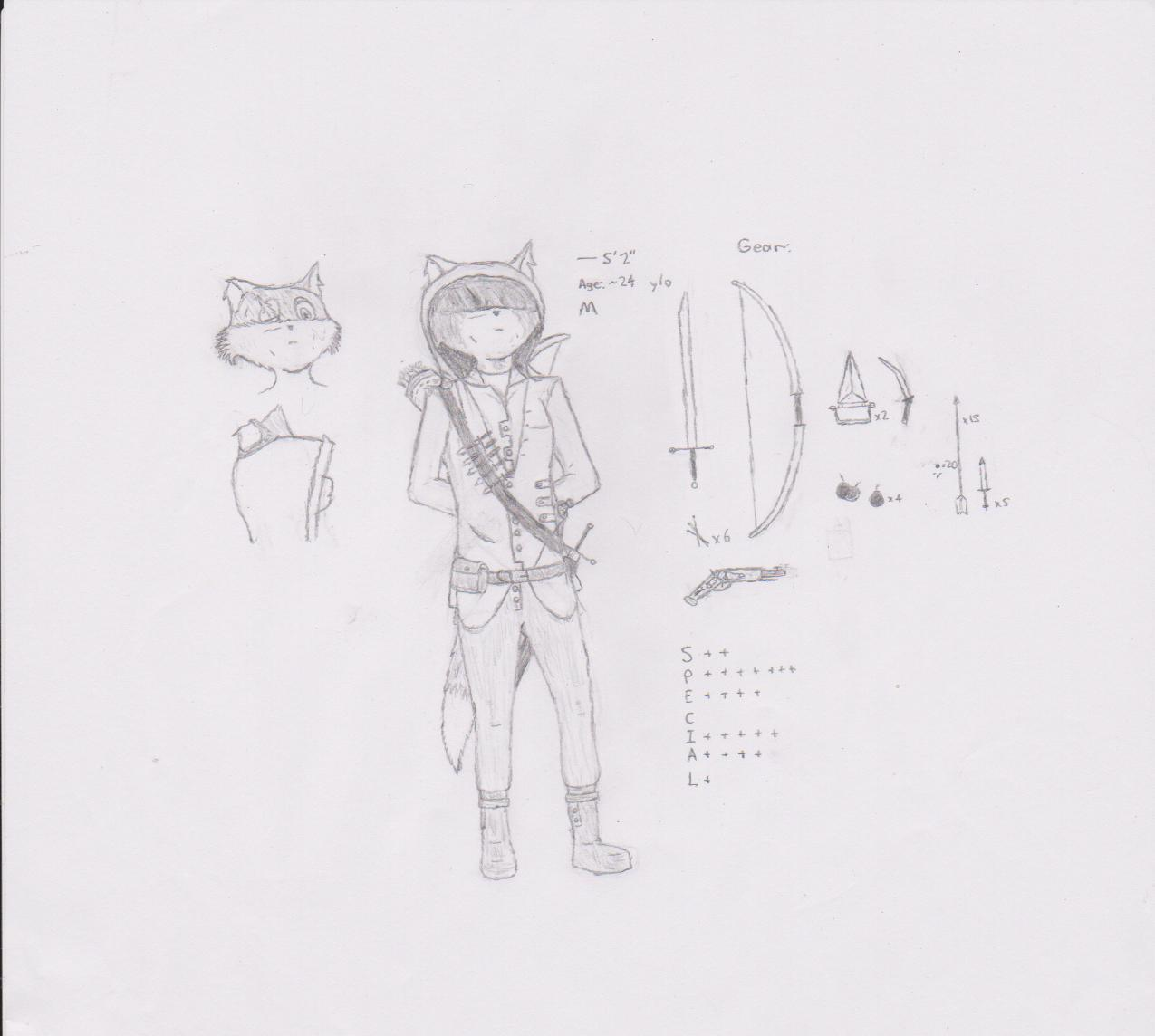 Character #1
